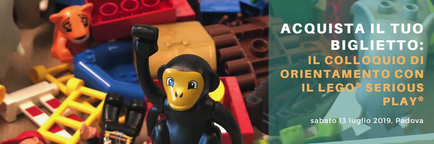 Biglietto Lego Serious Play