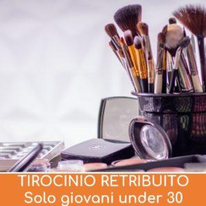 Addetto vendite settore cosmetico