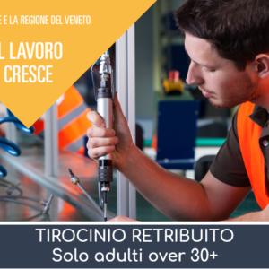 Work over 30 Operatore Meccanico