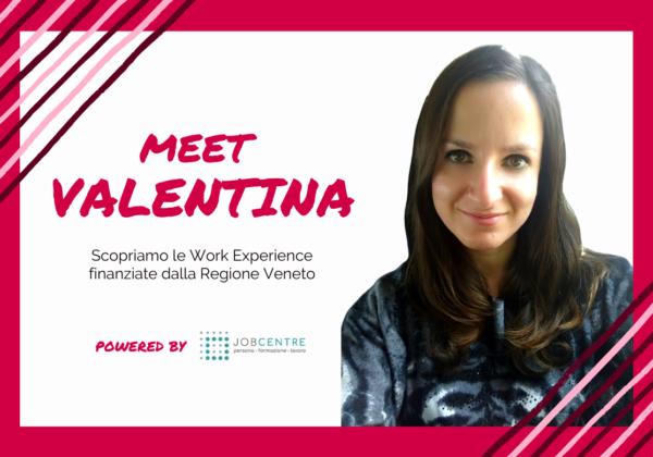 Valentina e la passione per le lingue straniere che, finalmente, diventa lavoro.